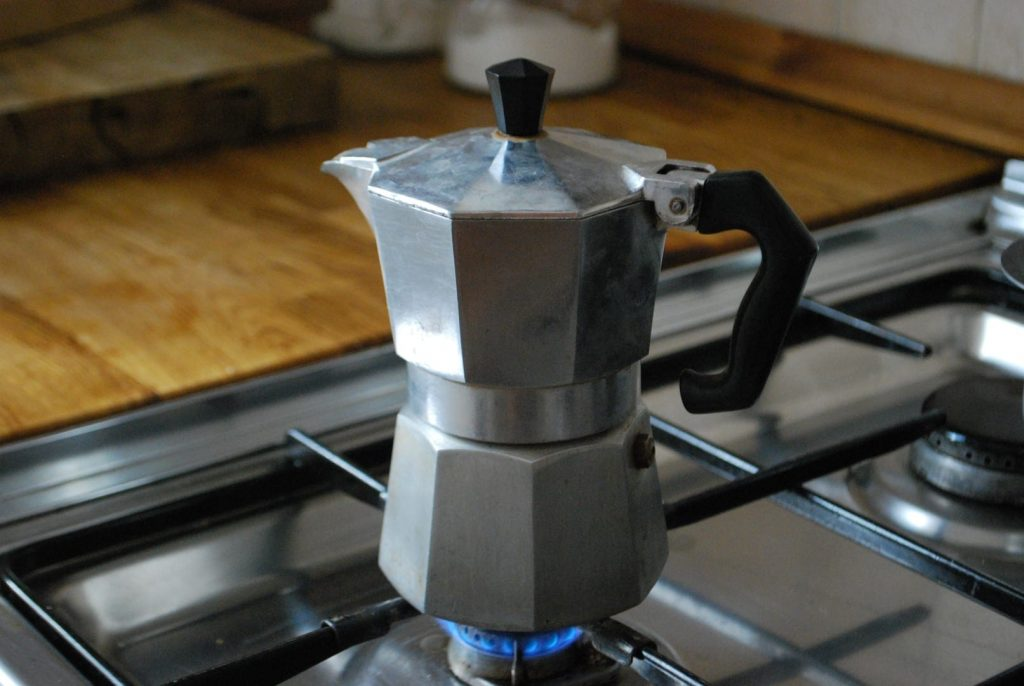 Stovetop Coffee Percolator 2
